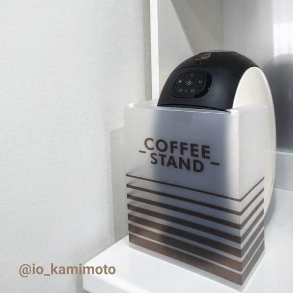 セリア コーヒー飛び散り防止カバー2