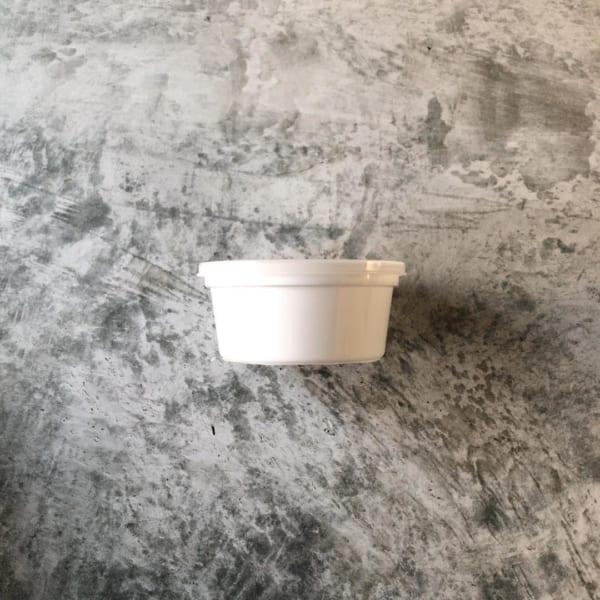 セリア 保存容器 ホワイト化