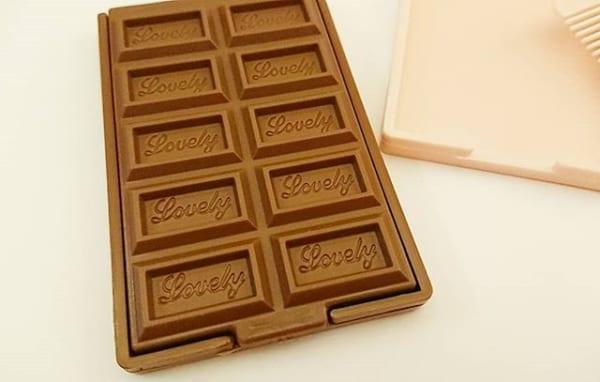 チョコレートミラー