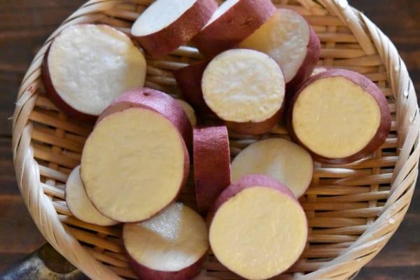 さつま芋の甘煮 レシピ2