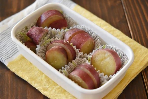 さつま芋の甘煮 レシピ6