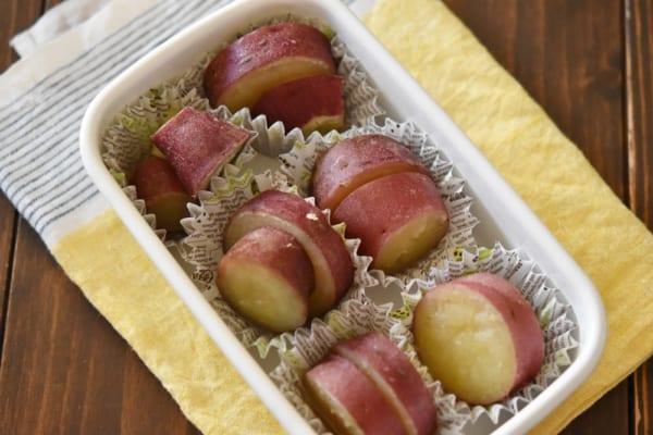 さつま芋の甘煮 レシピ5