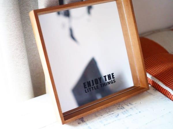 ・ボックスミラー 324円(税込)