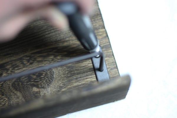セリアで作る簡単シェルフ4