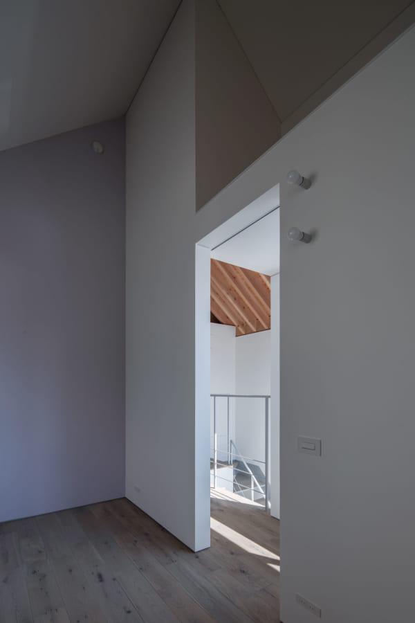 シンプルな外観のデザイナーズ住宅4