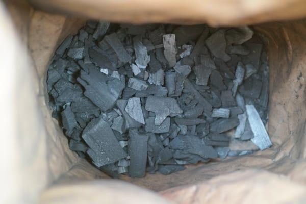 木炭の用途