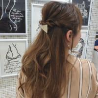 【連載動画】髪の多い方向け♪『くるりんぱアレンジ』