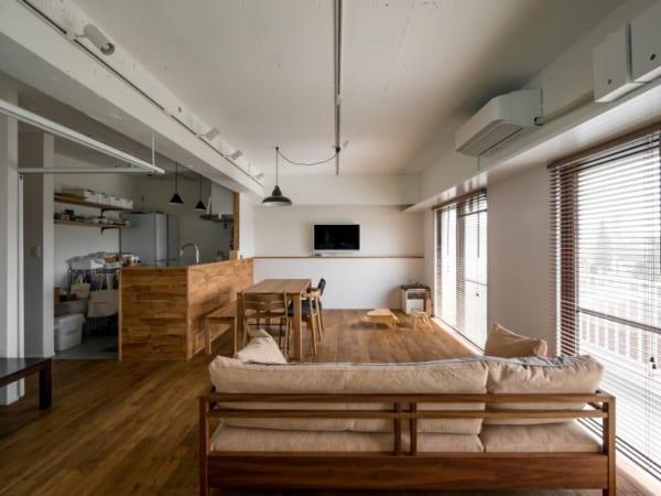 リノベーションでもデザイナーズ住宅は作れる3