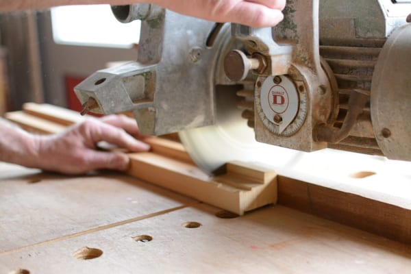 ダイソーの木材について①材質の種類7