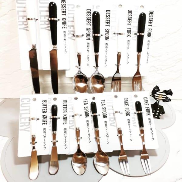 セリア 食器 カトラリー2