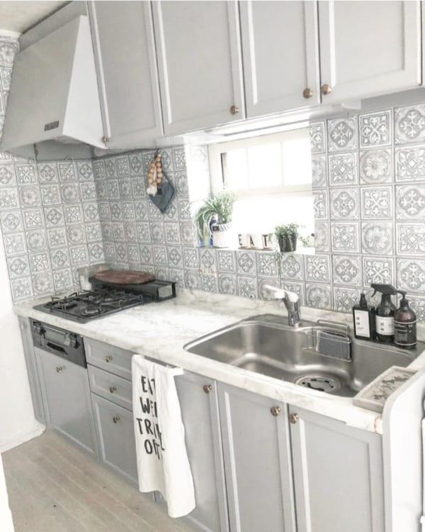 清楚な雰囲気漂うエリソン・ナチュラルなキッチン2