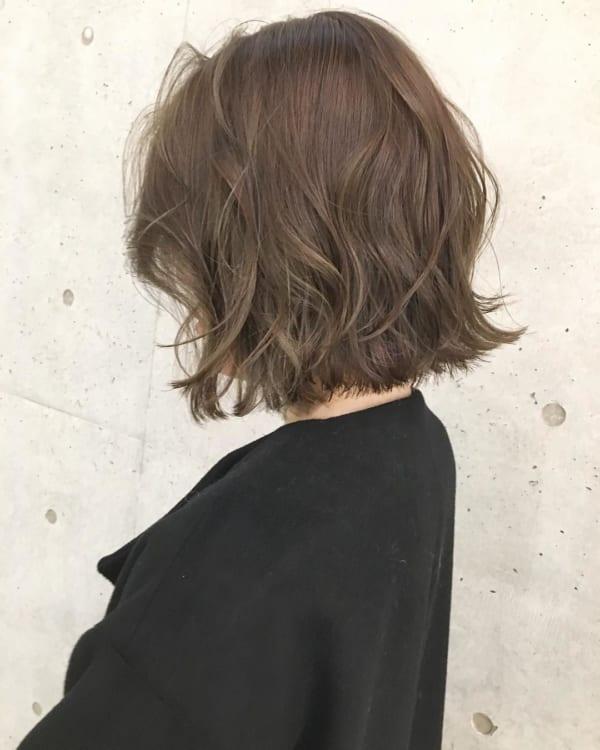 ミセス 髪型 ボブ5