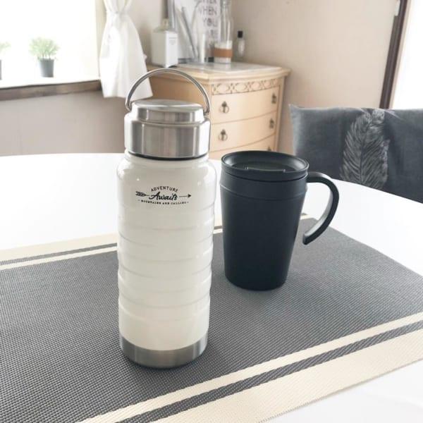 ステンレスニトリ ボトルTAF&ステンレスマグ