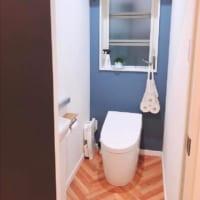 トイレをおしゃれに飾りつけ☆雰囲気のある魅力的なトイレインテリア