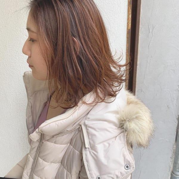 ミセス 髪型 ミディアム4