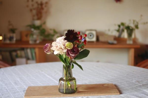 植物 花 フラワーベース2