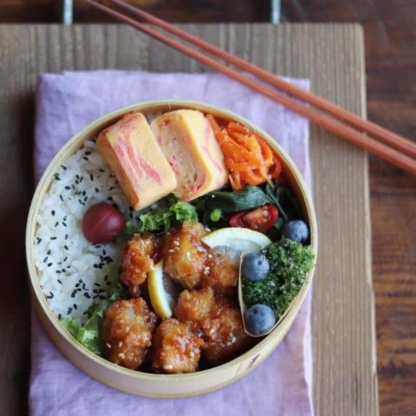 紅生姜の卵焼き