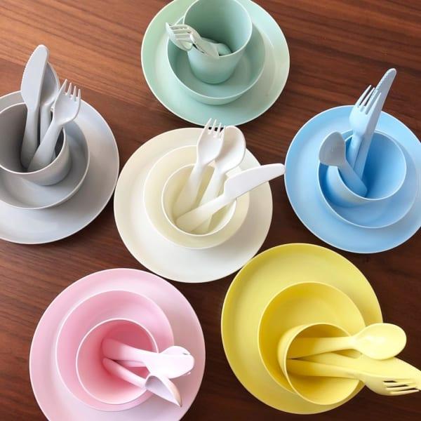 IKEA プラスチック食器