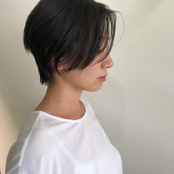 ミセス 髪型 ショート3