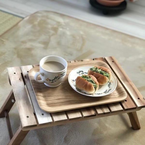 アウトドアローテーブル