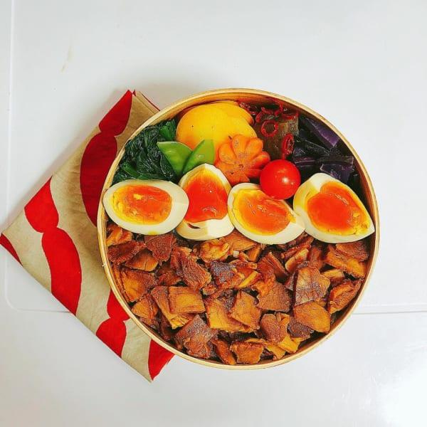 お料理が生きるお弁当箱8