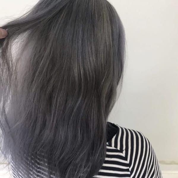 アラフィフ 髪型6