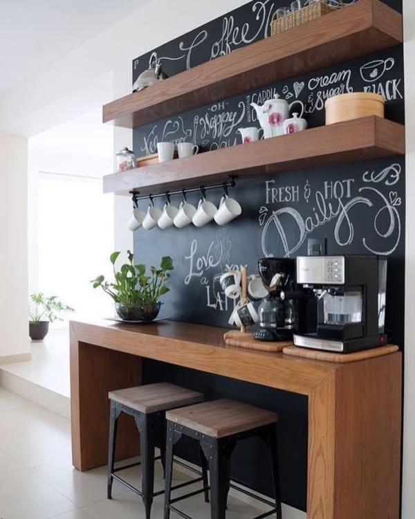 海外のキッチンインテリア 収納16