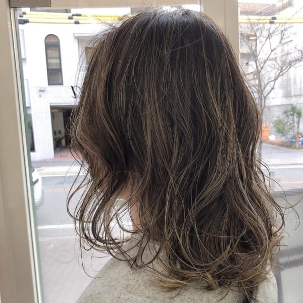 ミセス 髪型 ミディアム5