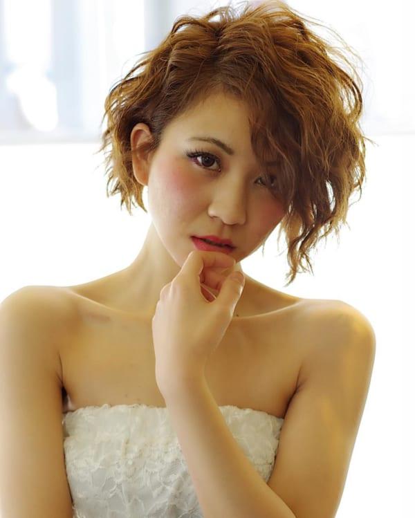 ジェンダーレス女子のヘアスタイル②アシメ5