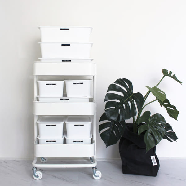 IKEA ワゴン6