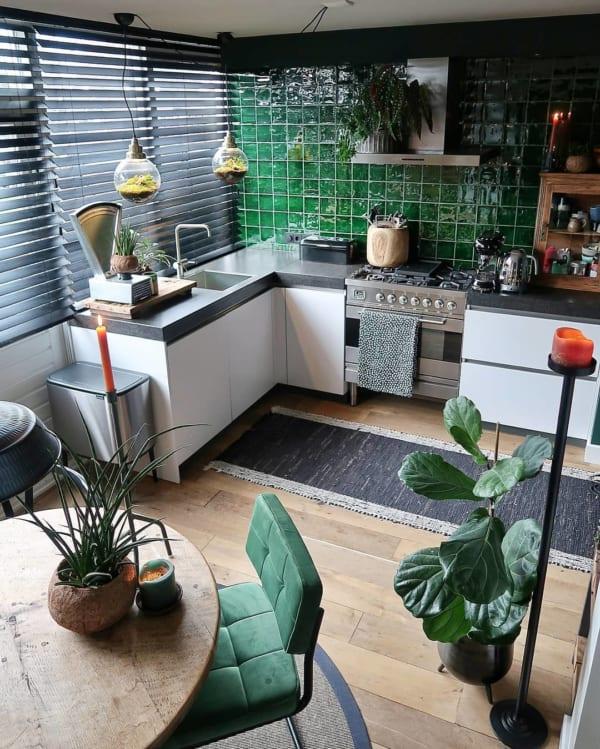 海外のキッチンインテリア 収納20