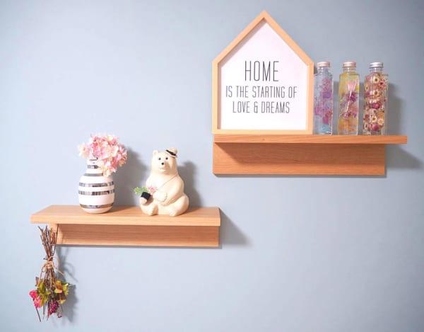 無印良品 壁に付ける家具シリーズ