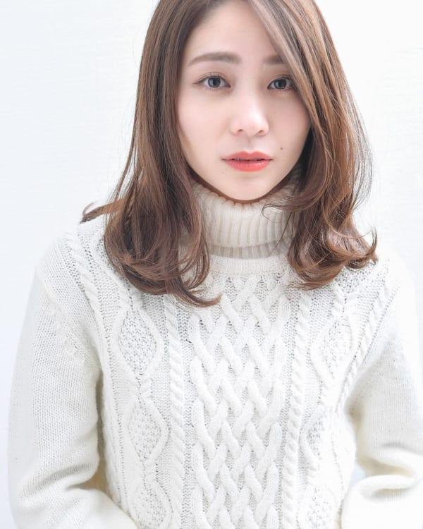 ミセス 髪型 ロング2