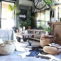魅力あふれる憩いの場に♪オシャレなリビングテーブルのあるお部屋をご紹介