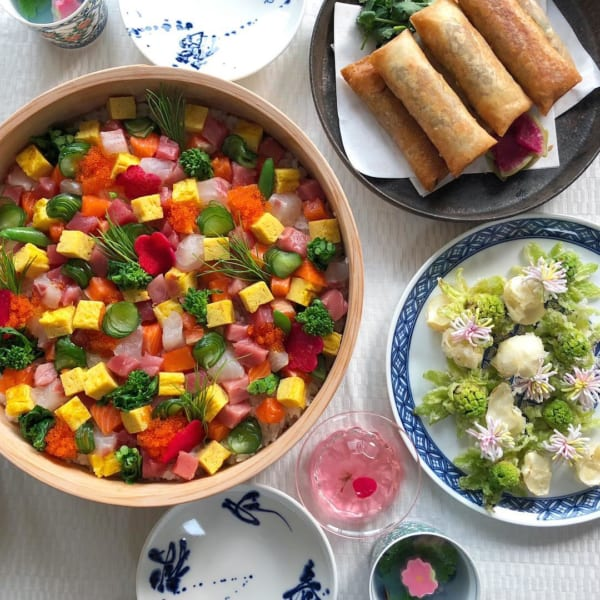 ひな祭り 料理2