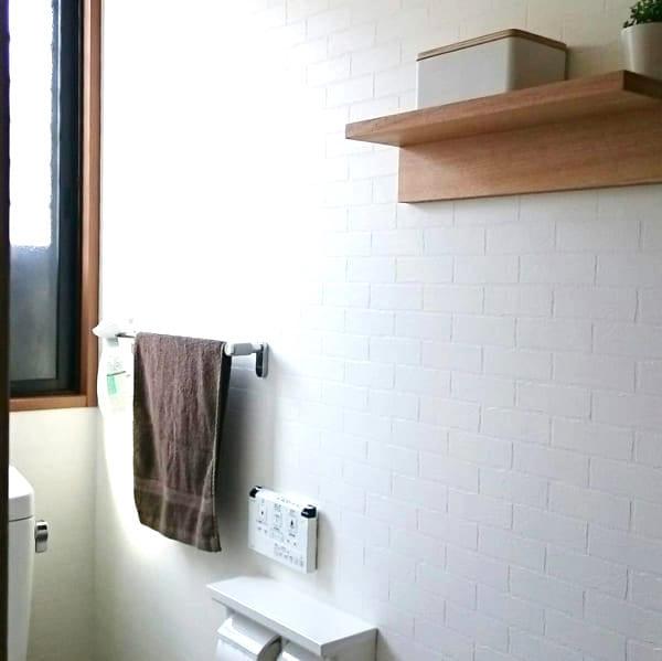 トイレ 無印良品 壁に付けられる家具5