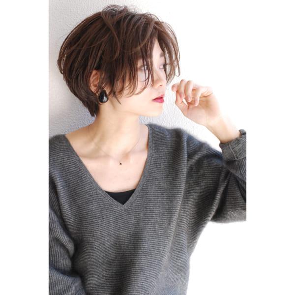 ミセス 髪型 ショート5