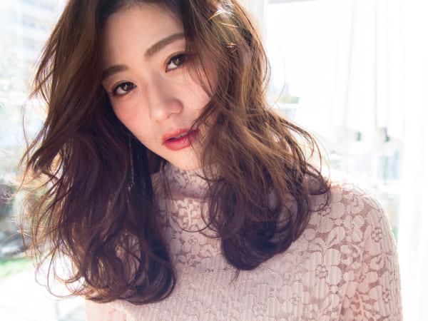 ミセス 髪型 ロング3