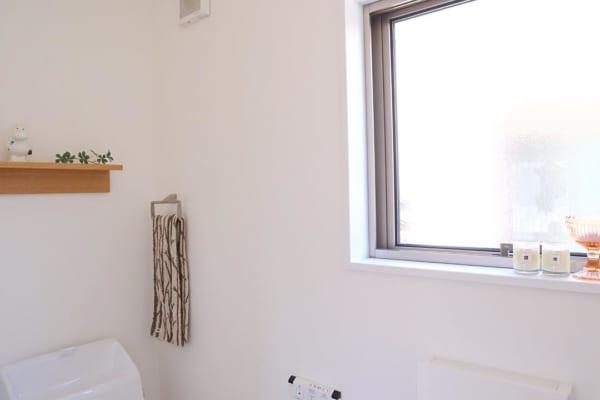 トイレ 無印良品 壁に付けられる家具6