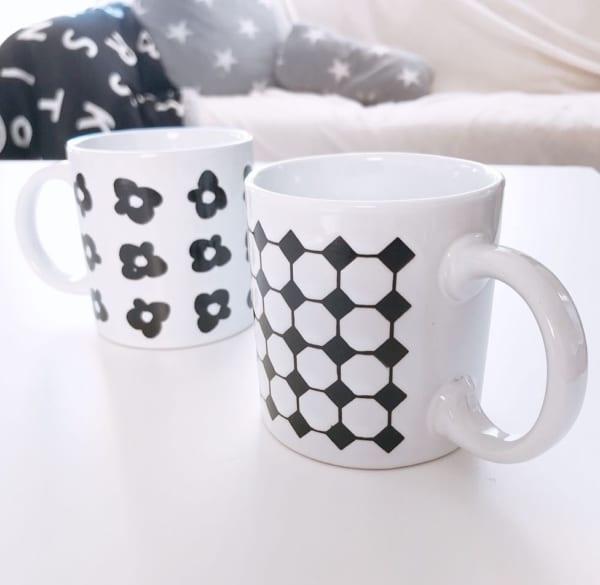 セリア・ダイソー・キャンドゥのおしゃれなマグカップ12