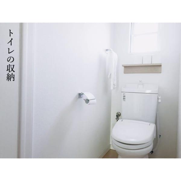 トイレ 無印良品 壁に付けられる家具7