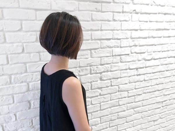 ミセス 髪型 ボブ