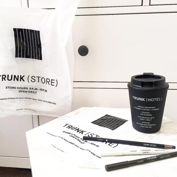 TRUNK/トランク タンブラー