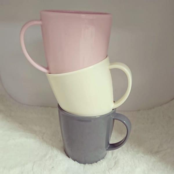 セリア・ダイソー・キャンドゥのおしゃれなマグカップ15