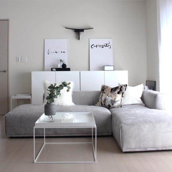 【Francfranc】のソファ