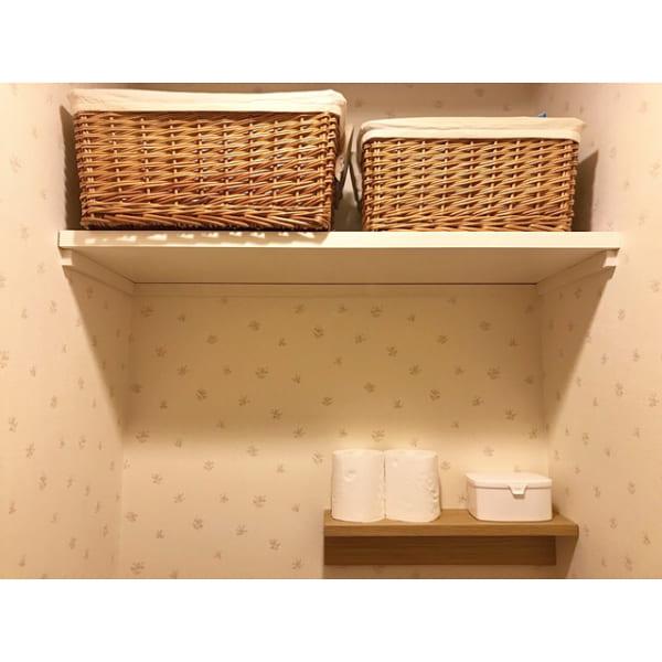 トイレ 無印良品 壁に付けられる家具8