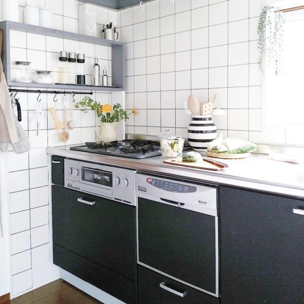 北欧 キッチン