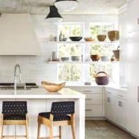 海外インテリアのおしゃれなアイディア集!キッチンの素敵な収納術と空間づくり