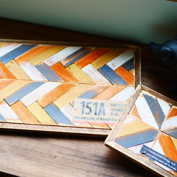 ダイソーの木材を使ったDIY実例⑤キッチンアイテム3
