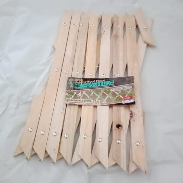 ダイソーの木材について②形状の種類13